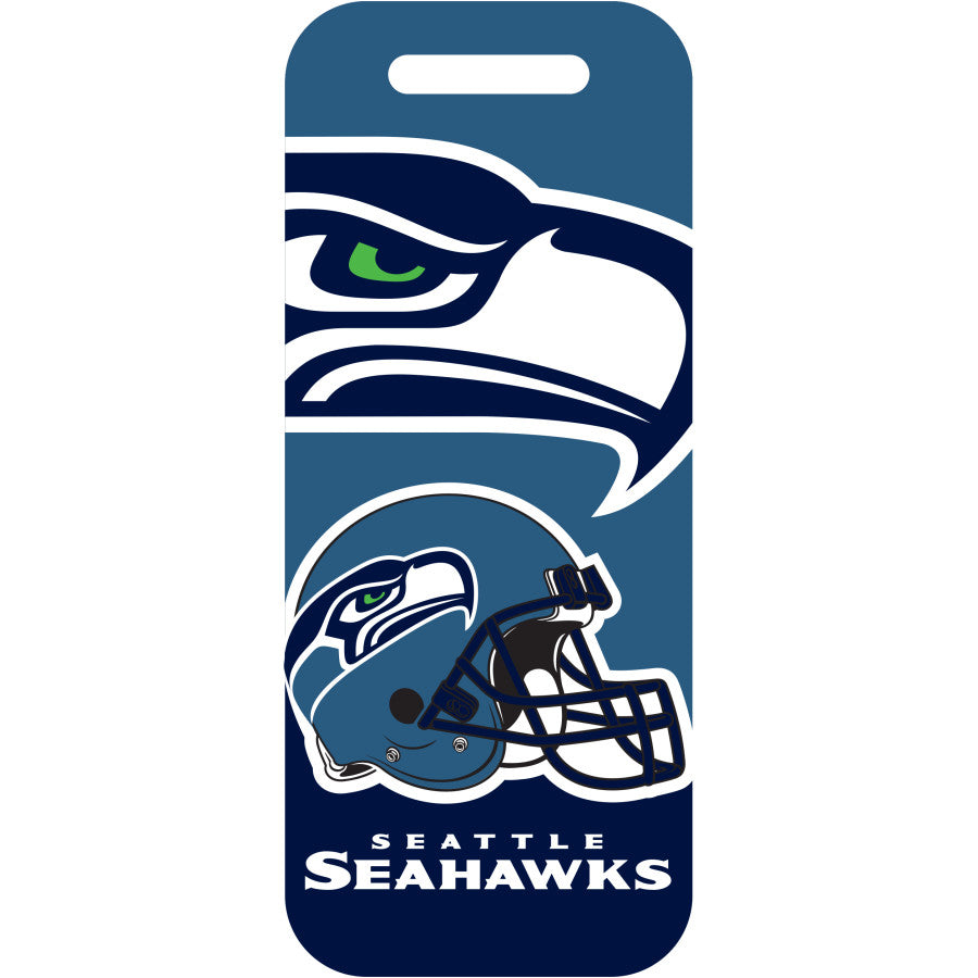 Seattle Seahawks Luggage ID Tags