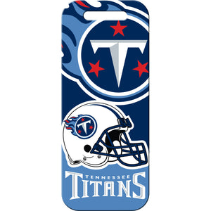 Tennessee Titans Luggage ID Tags