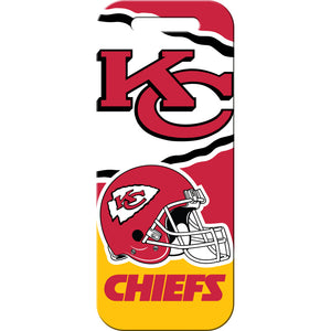 Kansas City Chiefs Luggage ID Tags