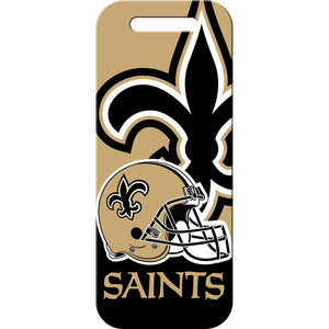 New Orleans Saints Luggage ID Tags
