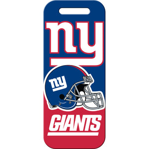 New York Giants Luggage ID Tags