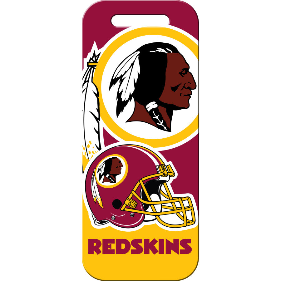 Washington Redskins Luggage ID Tags