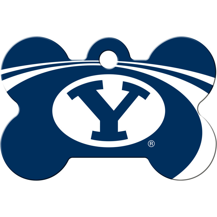 BYU Cougars Pet ID Tags