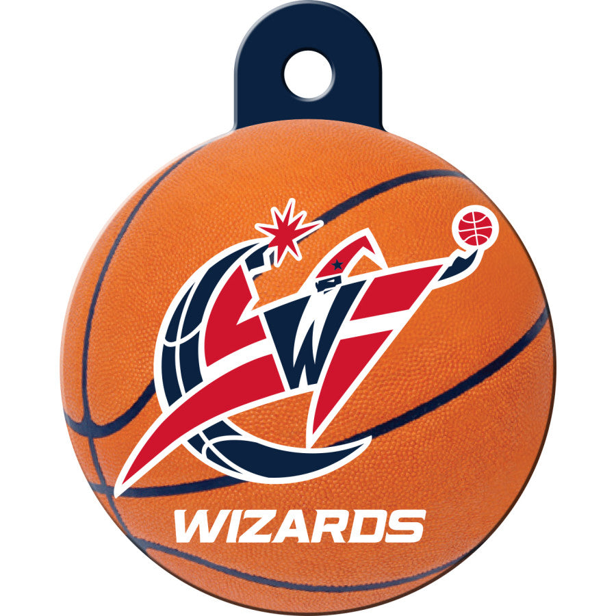 Washington Wizards Pet ID Tags