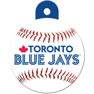 Toronto Blue Jays Pet ID Tags