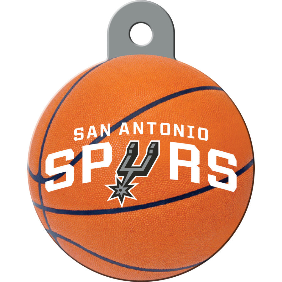 San Antonio Spurs Pet ID Tags