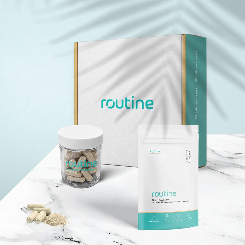 Routine - Complete Probiotics For Her
