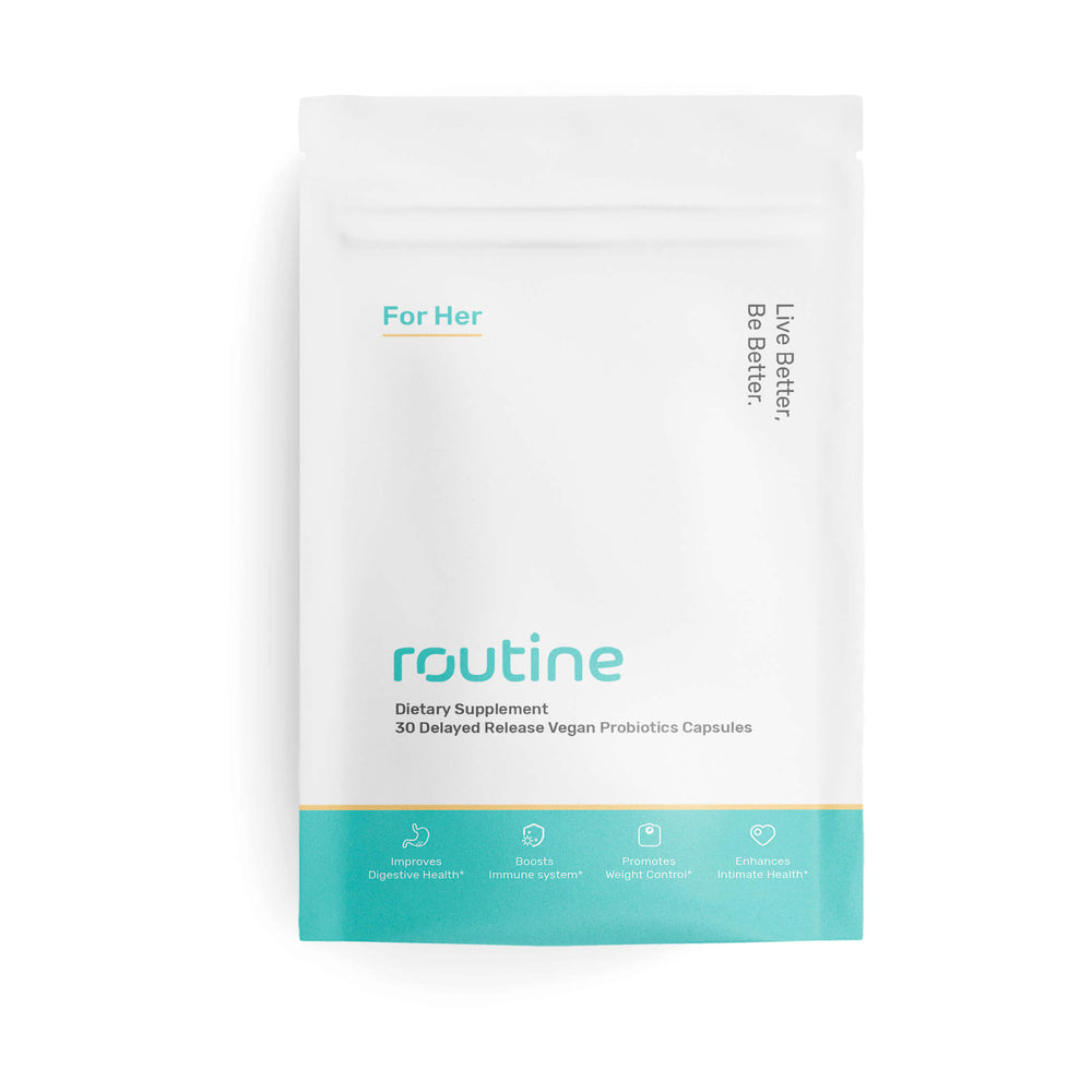 Routine Complete Probiotics for Women