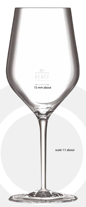 Renée Red Wine Glass