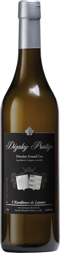 Domaine Blondel, Dézaley Prestige 2012