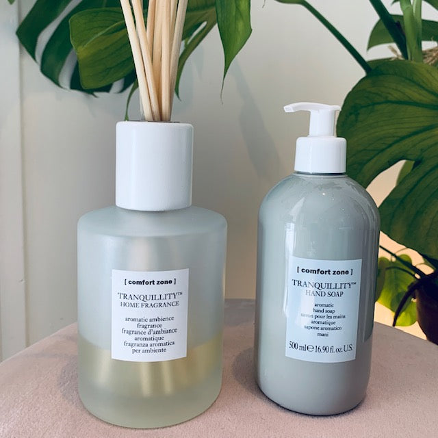 Tranquillity home fragrance & hand soap