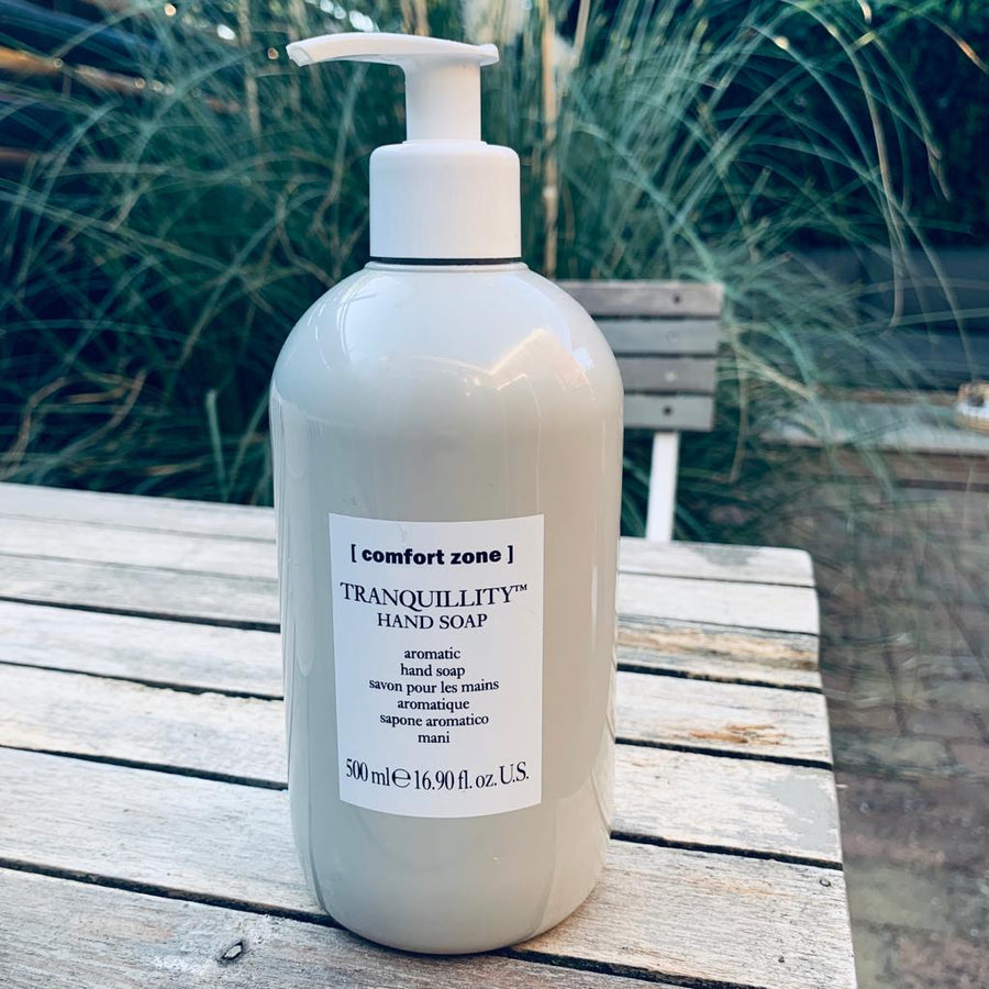 Tranquility hand soap
