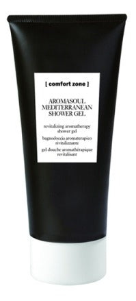Aromasoul mediterranean shower gel 200 ml