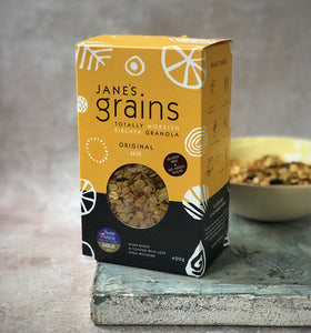 Original Granola - Jane's Grains Wiltshire