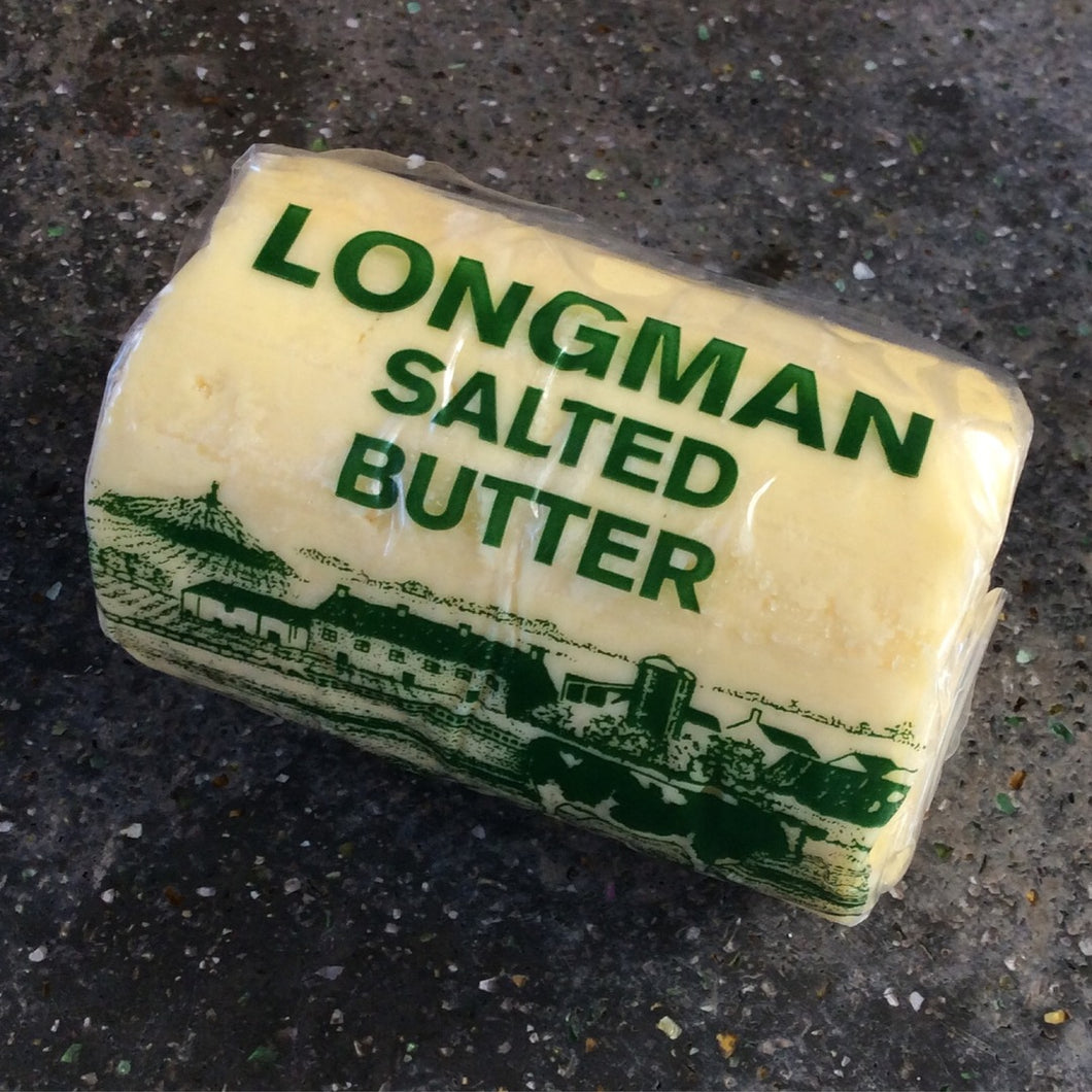 Butter - Longmans Salted Somerset Butter