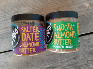 Almond Butter - Yumello Bristol