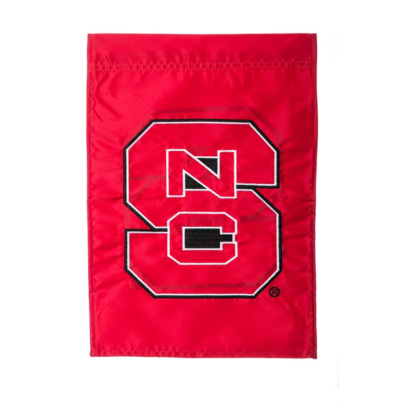 Garden Flag NCSU Applique