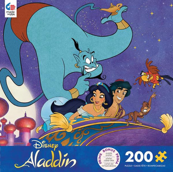 Disney Friends - Aladdin 200pc Puzzle