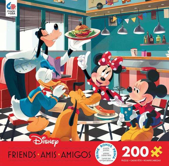 Disney Friends - Disney Diner 200pc