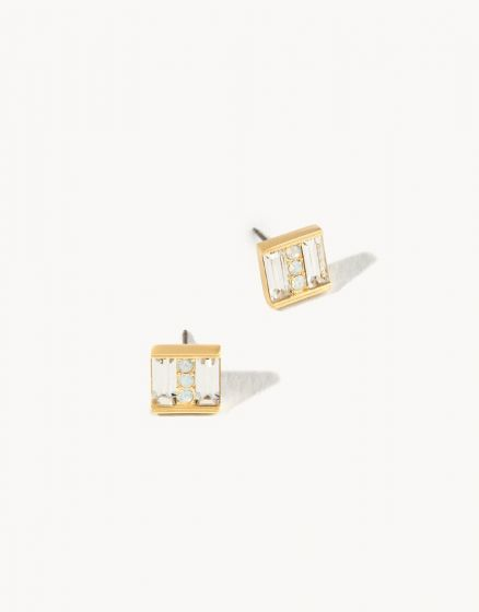 Beam Stud Earrings