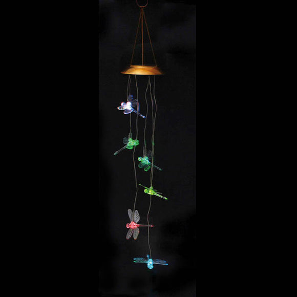 Solar Mobile Dragonfly