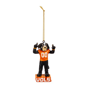 University of Tennessee Mascot Statue Ornament