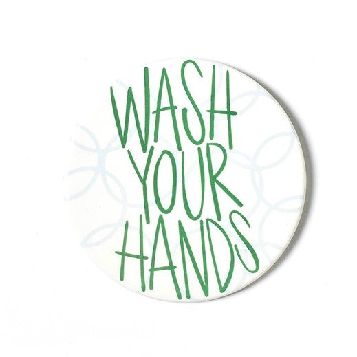 Wash Your Hands Bubbles Mini Attachment