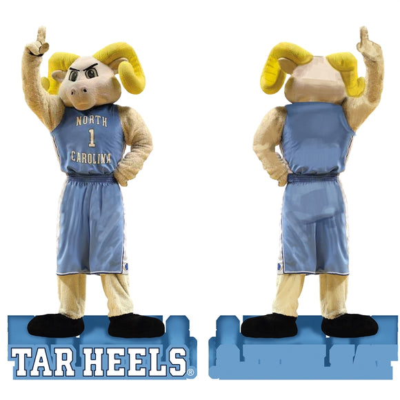 University of North Carolina Mascot Statue