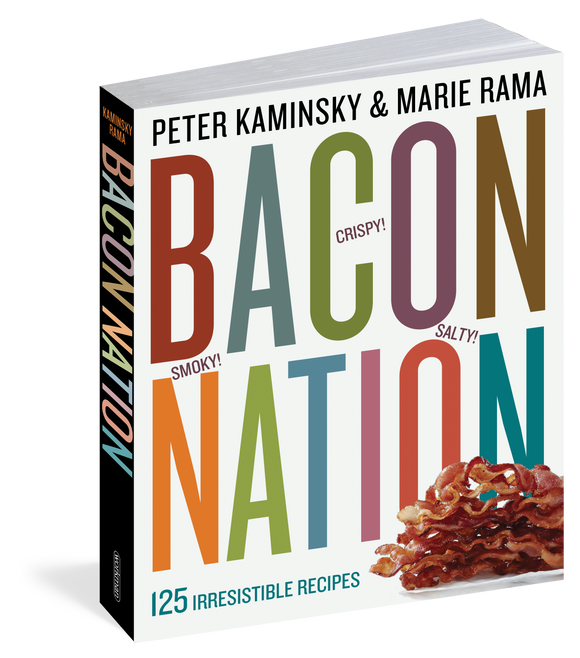 Bacon Nation 125 Recipes