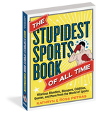 Stupidest Sports Book of All Time