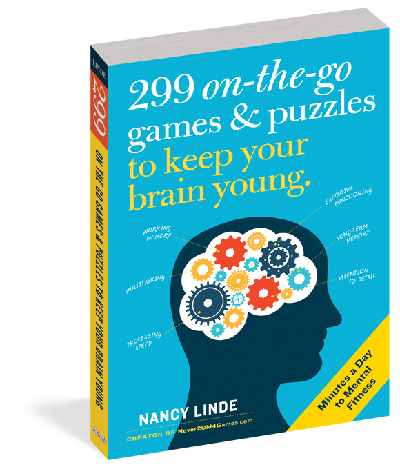 299 On the Go Games & Puzzles
