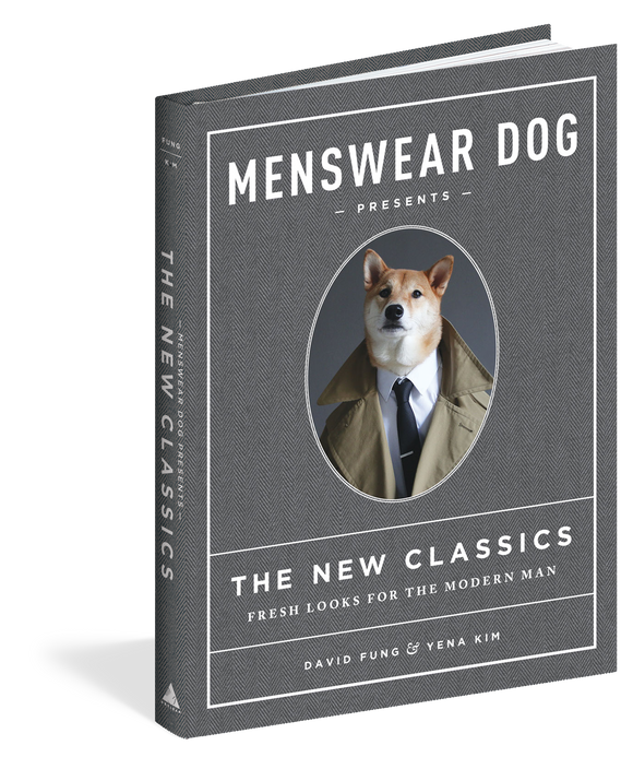 Menswear Dog Book