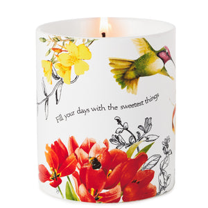 Hallmark Marjolein Bastin Sweet Nectar and Sunshine Scented Candle, 12 oz.