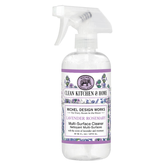 Lavender Rosemary Multi-Surface Cleaner