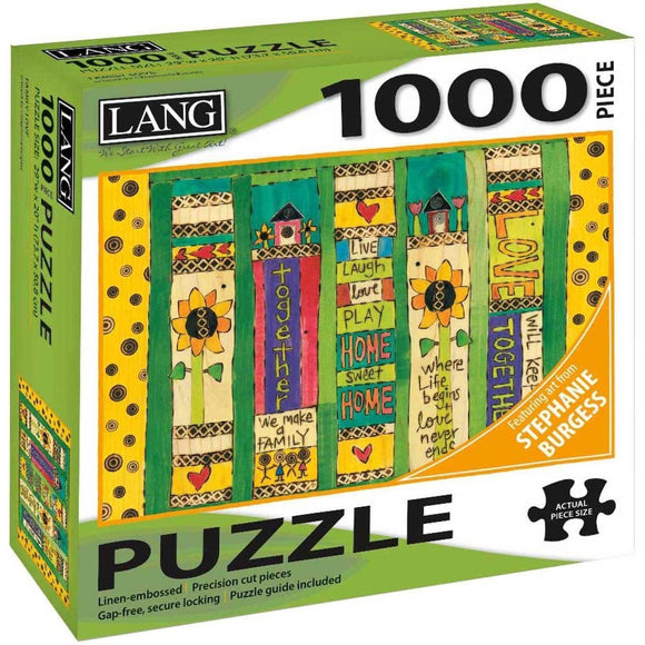 Family Love Puzzle 1000pc