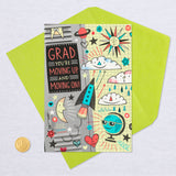 Hallmark New Friends, Classes and Possibilities Graduation Card