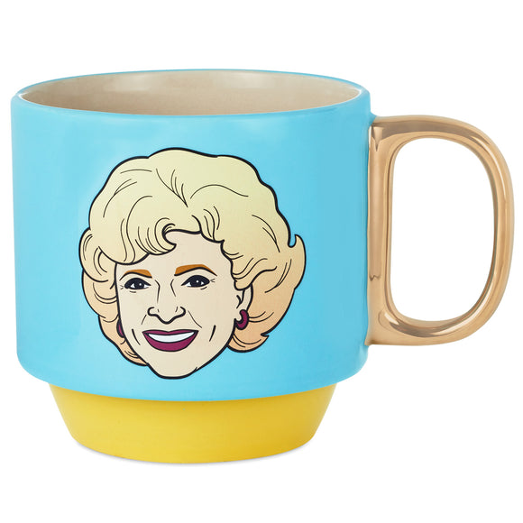Hallmark Rose The Golden Girls Mug, 17.5 oz.