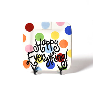 Bright Dot Happy Everything 9.25 Mini Platter