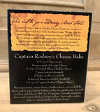Captain Rodney's Bacon Cheddar Cheese Straws