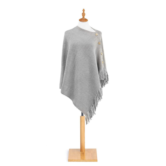 I Am with You Prayer Shawl - 2 Colors Available