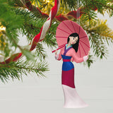 Hallmark Disney Fa Mulan Ornament