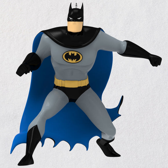 Hallmark DC Comics™ Batman: The Animated Series™ The Legend Lives On Ornament