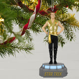 Hallmark Star Trek™ Mirror, Mirror Collection Captain James T. Kirk Ornament With Light and Sound