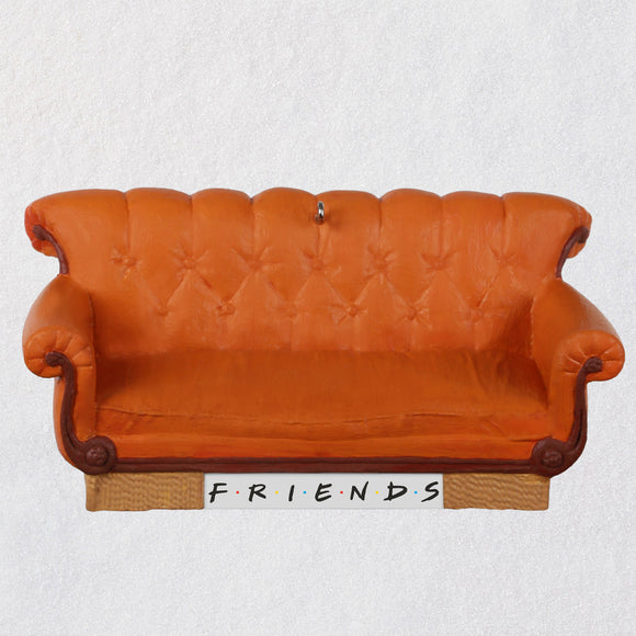 Hallmark Friends™ Central Perk Couch Ornament With Sound