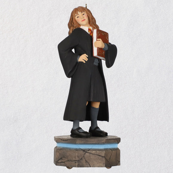 Hallmark Harry Potter™ Collection Hermione ™ Ornament With Light and Sound