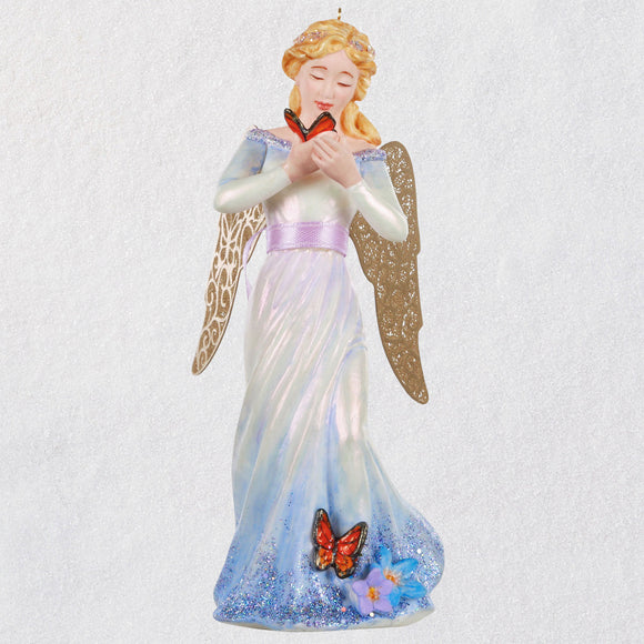 Hallmark Christmas Angels Hope Ornament