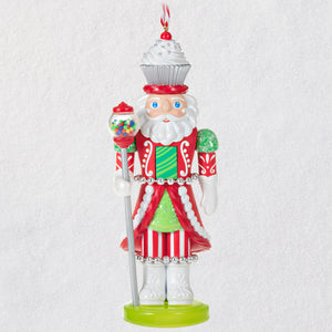 Hallmark Noble Nutcrackers Confectionery King Ornament