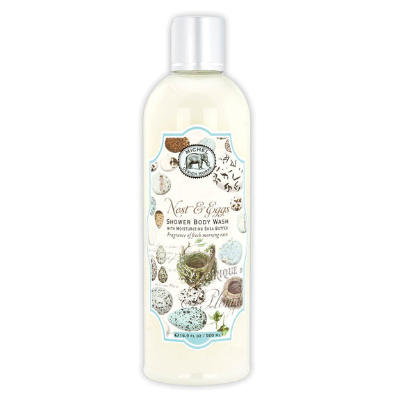 Nest and Eggs Shower Body Wash