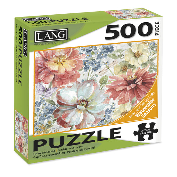 Spring Meadow Puzzle 500pc