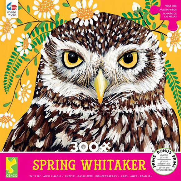 Spring Whitaker Maureen 300pc Puzzle